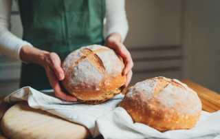 sour dough bread recipe